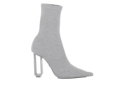 YELLO Simo Short Boots Grayの写真