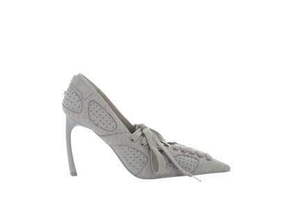 YELLO Simo Sneaker Heels Greyの写真