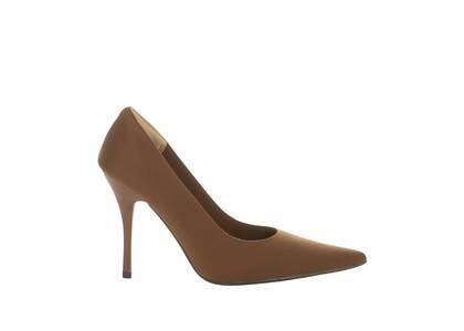 YELLO Brown Suger Heels Brownの写真