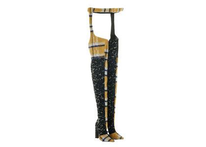 YELLO Gig Belt Boots YELLOwの写真