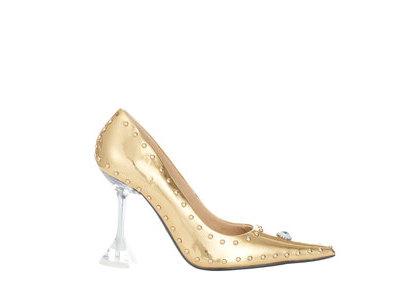 YELLO Trophy Heels Goldの写真