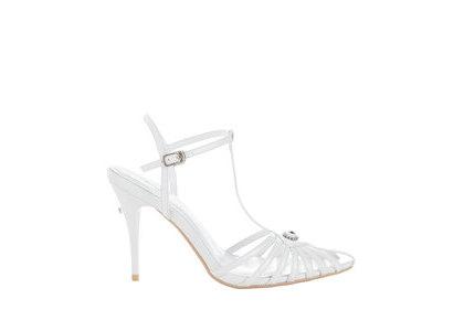 YELLO Gypsum Sandals Whiteの写真
