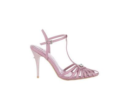 YELLO Honey Moon Sandals Purpleの写真
