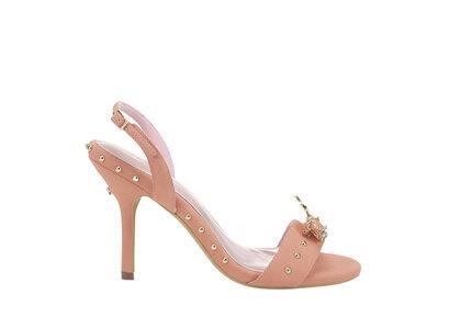 YELLO Rosier Sandals Pinkの写真