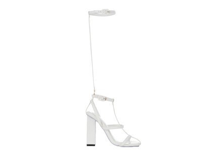 YELLO SCI-FI Sandals Whiteの写真