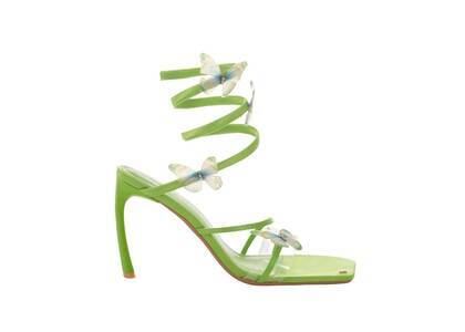 YELLO Dream Garden Sandals Greenの写真
