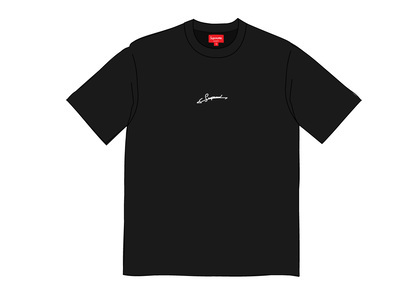 Supreme Signature S-S Top Greenの写真