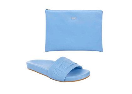 YELLO Breezy Sliders Light Blueの写真