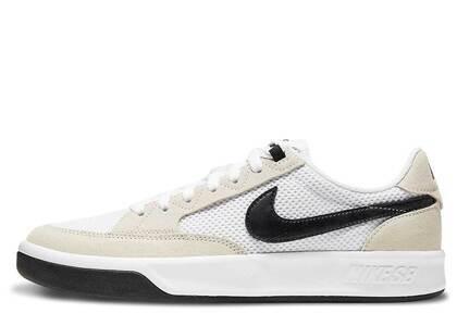 Nike SB Adversary White Blackの写真