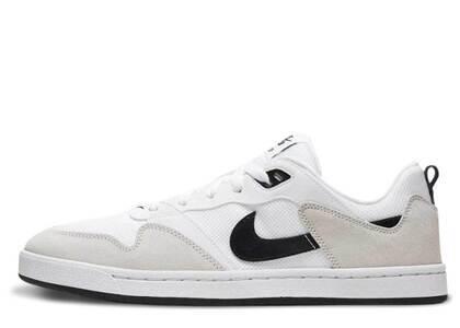 Nike SB Alleyoop White Blackの写真