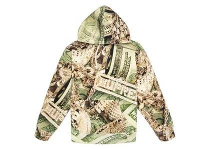 Supreme Bling Hooded Sweatshirt Greenの写真