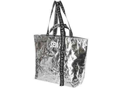 RAMIDUS X WIND AND SEA Tote Bag - L Silverの写真