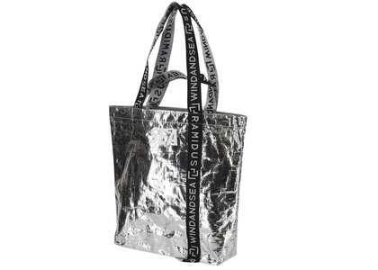 RAMIDUS X WIND AND SEA Tote Bag - M Silverの写真