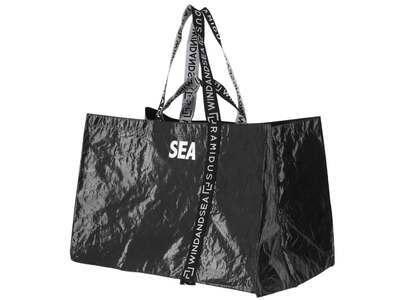 RAMIDUS X WIND AND SEA Tote Bag - XL Blackの写真
