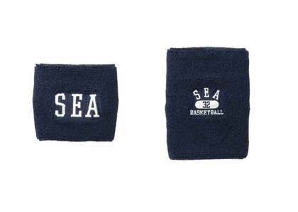 WIND AND SEA Wrist Bands - 2Pcs Navyの写真