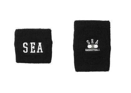 WIND AND SEA Wrist Bands - 2Pcs Blackの写真