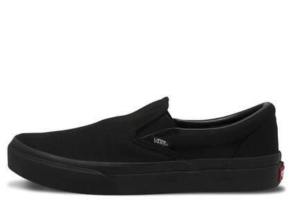 Vans Slip-on All Black V98CLAの写真