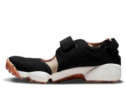 Nike Air Rift Black Gum Womensの写真