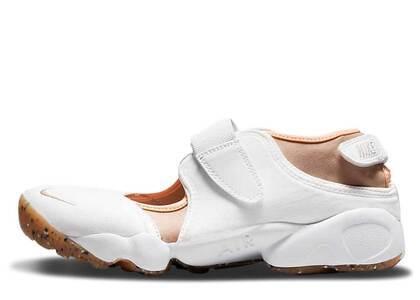Nike Air Rift White Gum Womensの写真