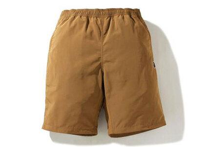 Bape One Point Beach Shorts Beige (SS21)の写真