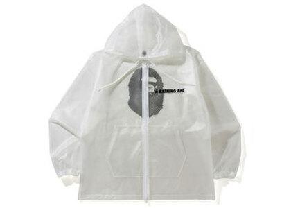 Bape Transparent Hoodie Jacket Clear (SS21)の写真