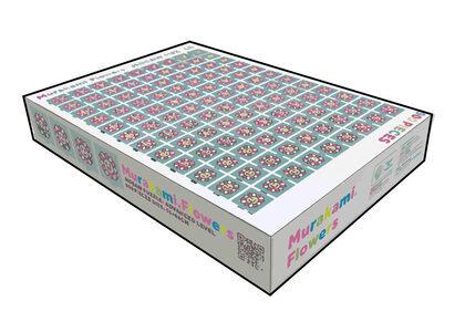 Kaikai kiki Murakami.Flowers Jigsaw Puzzle Multiの写真