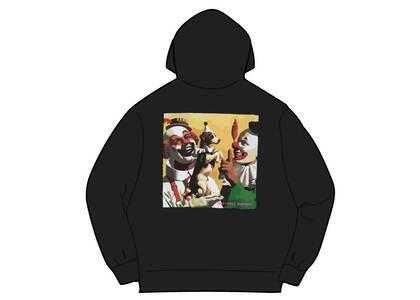 Supreme Butthole Surfers Hooded Sweatshirt Black (SS21)の写真