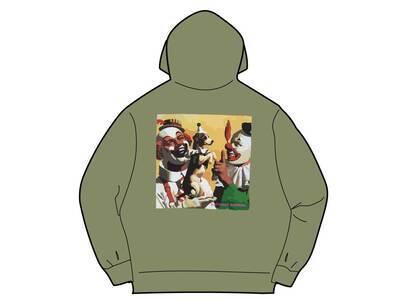 Supreme Butthole Surfers Hooded Sweatshirt Green (SS21)の写真