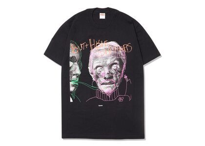 Supreme Butthole Surfers Psychic Tee Black (SS21)の写真