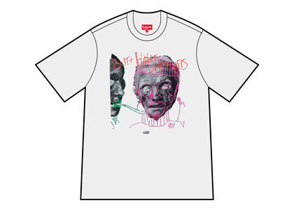 Supreme Butthole Surfers Psychic Tee White (SS21)の写真