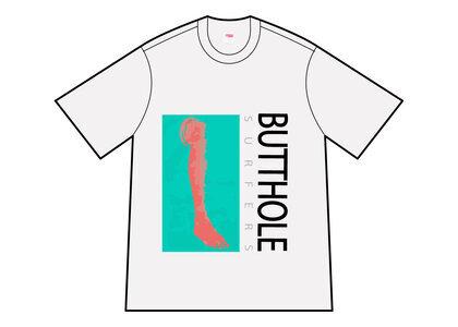 Supreme Butthole Surfers Leg Tee White (SS21)の写真