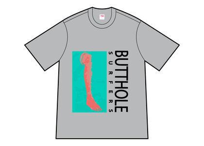 Supreme Butthole Surfers Leg Tee Grey (SS21)の写真