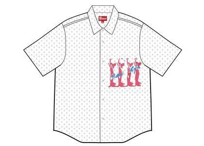 Supreme Butthole Surfers S/S Shirt White (SS21)の写真