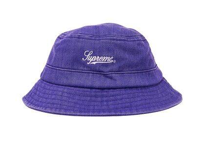 Supreme Twill Crusher purple (SS21)の写真