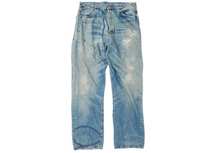 Levi's ×  NIGO 1915 501 Jeans Blueの写真