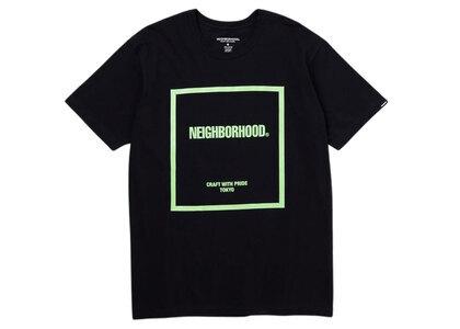 Neighborhood CI-1 / C-Tee SS Black × Greenの写真