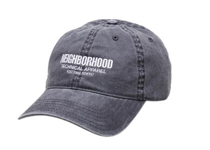 Neighborhood CI / C-Cap Grayの写真