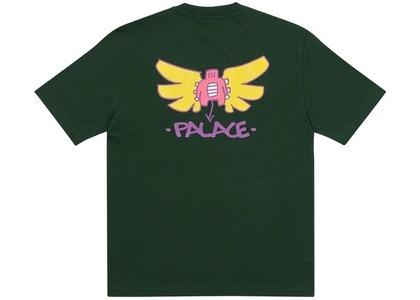 Palace Slap Angel T-shirt Dark Green (SS21)の写真