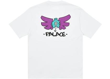Palace Slap Angel T-shirt White (SS21)の写真