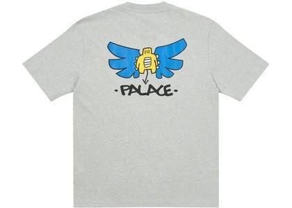 Palace Slap Angel T-shirt Grey Marl (SS21)の写真