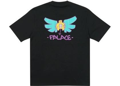 Palace Slap Angel T-shirt Black (SS21)の写真