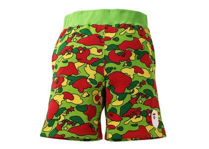 Bape STA Camo Sweat Shorts Multi (SS21)の写真