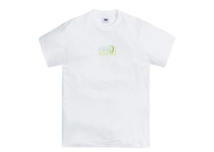 Kith Treats Lime Tee Whiteの写真