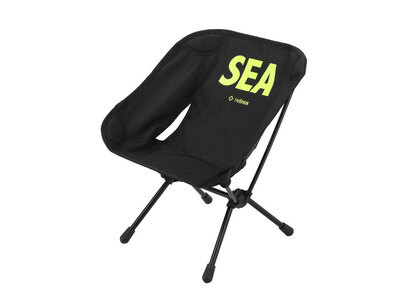Helinox x WIND AND SEA Tactical Chair Mini Blackの写真