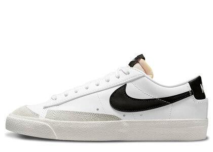 Nike Blazer Low '77 White/Black Womensの写真
