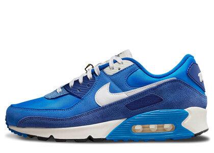 Nike Air Max 90 SE Signal Blueの写真