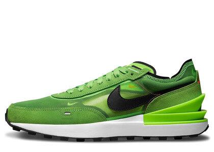 Nike Waffle One Electric Greenの写真