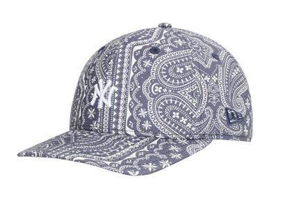 New Era × Kith Yankees 59fifty Bandana Paisley Hat Nocturnal の写真