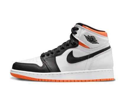 Nike Air Jordan 1 Retro High OG Electro Orange GSの写真