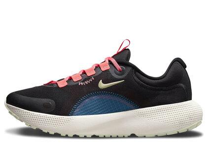 Nike React Escape Run Black/Light Born Womensの写真